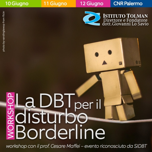 Workshop Introduttivo DBT a Palermo