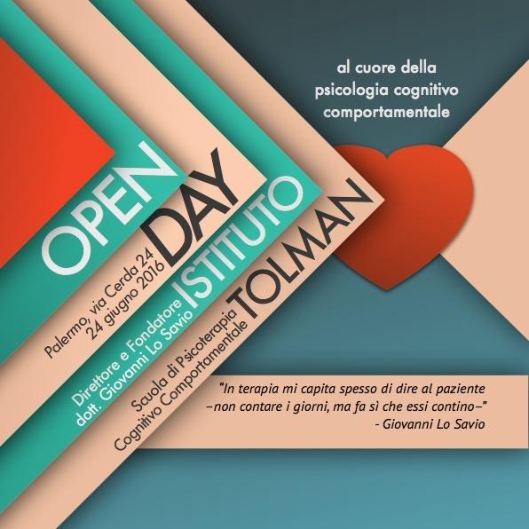 Open Day Scuola di Specializzazione in Psicoterapia  Cognitivo Comportamentale