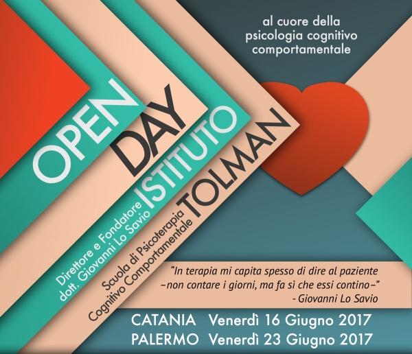Open Day Scuola di Psicoterapia