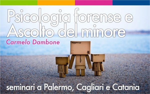 Seminari di Psicologia Forense a Palermo, Catania e Cagliari