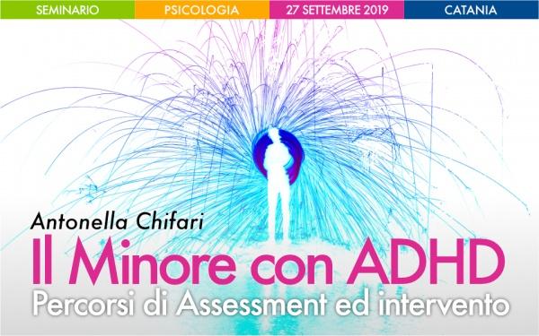 Seminario Il Minore con ADHD a Catania