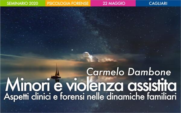 Seminario Minori e violenza assistita a Cagliari