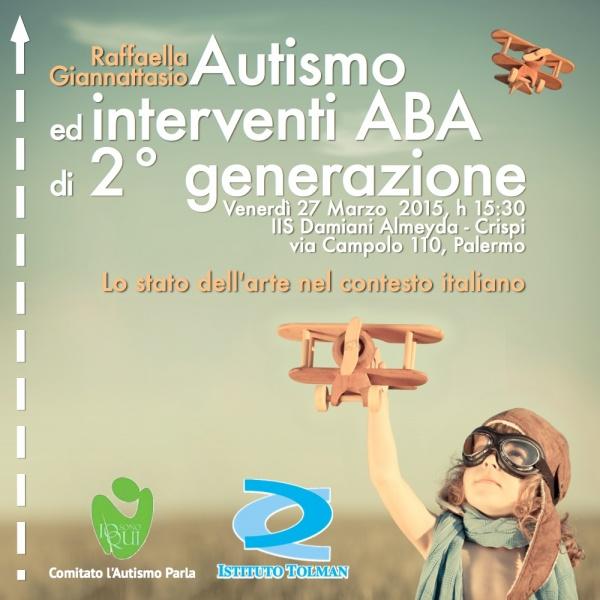Autismo ed Interventi ABA di 2° Generazione - Lo stato dell'arte nel contesto italiano