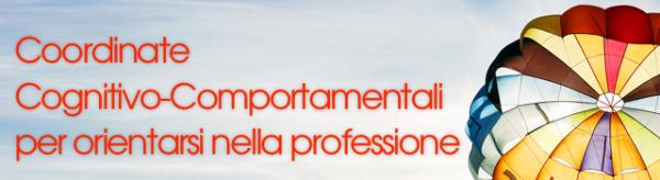 Coordinate Cognitivo Comportamentali per orientarsi nella professione