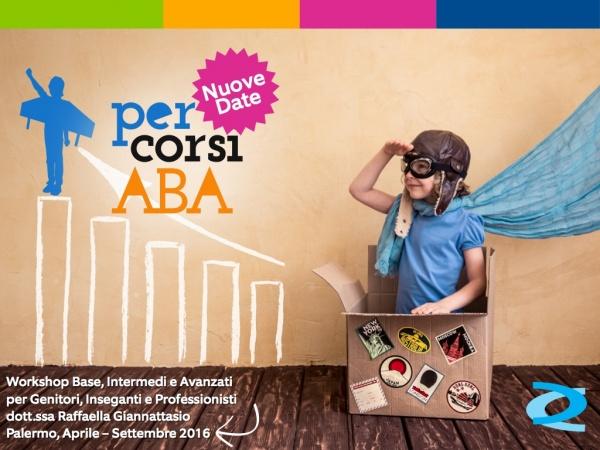 PerCorsi ABA - Workshop pratici per lavorare con l'autismo e le disabilità