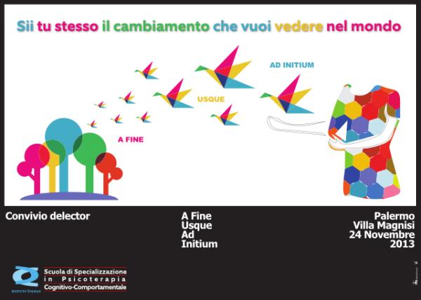 Posterr Convivio Delector 2013
