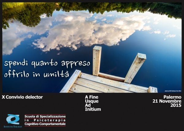 Posterr Convivio Delector 2015