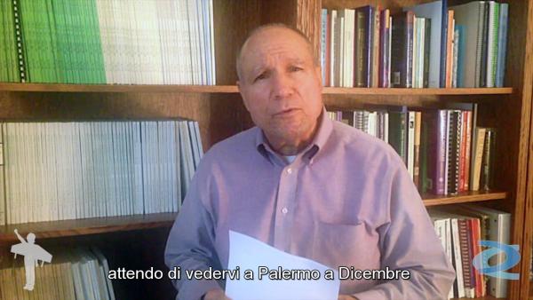 il dr. Carbone presenta il Workshop ABA Avanzato di Palermo