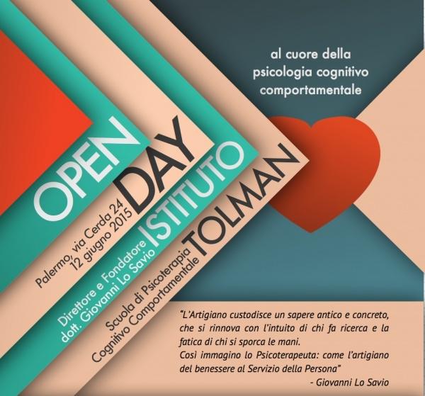 locandina open day scuola di psicologia