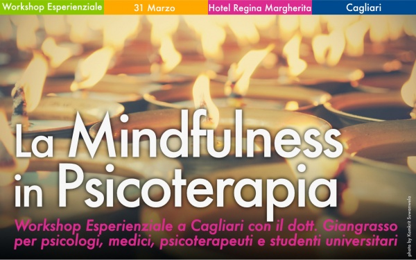 Workshop Esperienziale Giangrasso Mindfulness in Psicoterapia
