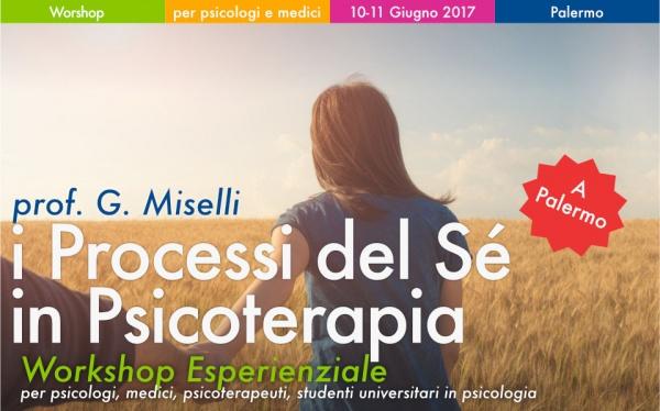 Workshop ACT - I processi del Sè in psicoterapia a Palermo