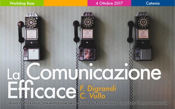 Workshop la Comunicazione Efficace Catania