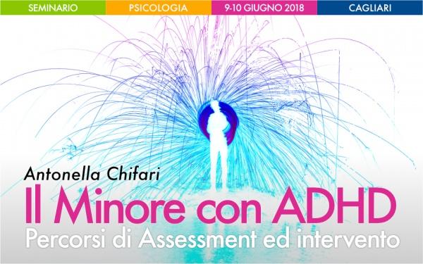 Seminario Il Minore con ADHD a Cagliari