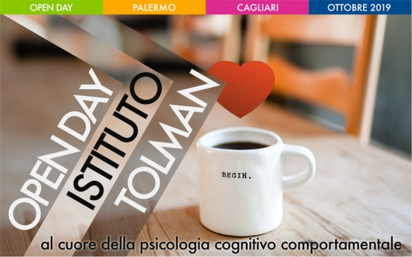 Open Day Scuola di Psicoterapia a Palermo e Cagliari