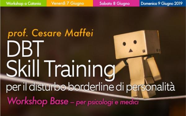 Workshop DBT Skill Training per il disturbo borderline di personalità