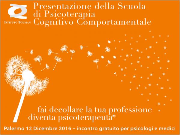 Presentazione della Scuola di Psicoterapia Cognitivo Comportamentale